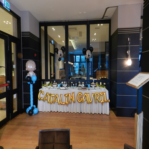 Decor candy bar